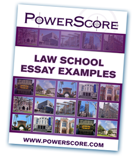 Law school admission essay service
