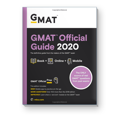 The Official Guide for GMAT® Review 2018